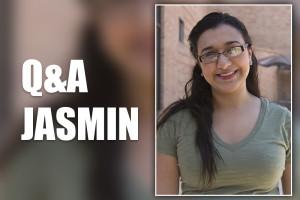Jasminmarie Solares English freshman