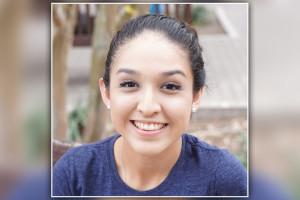 Karina L. Marquez Chemistry senior