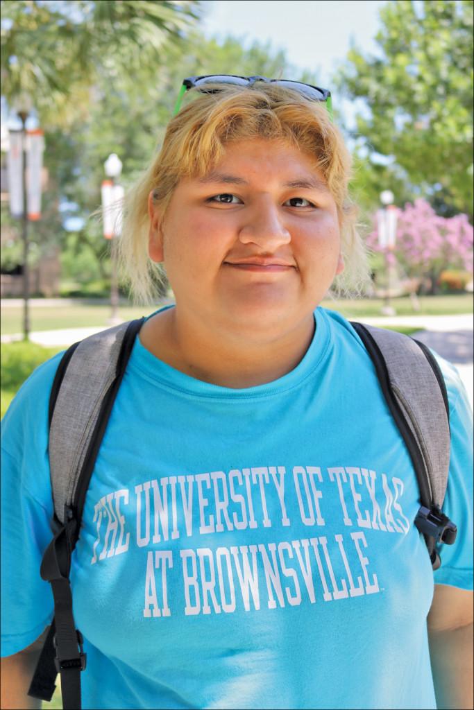 Marie Erwin Marine biology junior