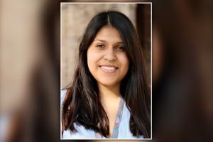 Yoselin Manzanares Nursing freshman