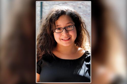 Frida Flores Psychology freshman