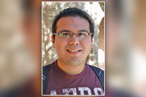 Luis Daniel De la O History and Spanish junior