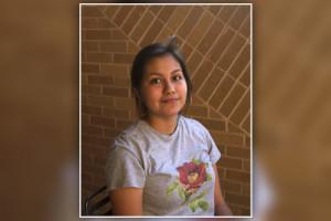 Miriam Almanza Biology senior