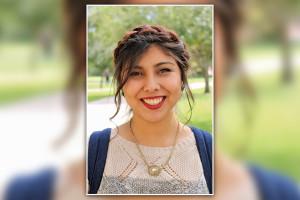 Evelyn Rodriguez Biomedical sciences sophomore