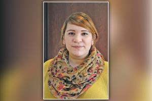 Julie  Madrigal, master  of public  policy and management graduate student