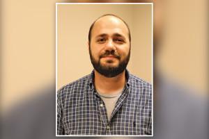 Tarek Trad Chemistry associate professor