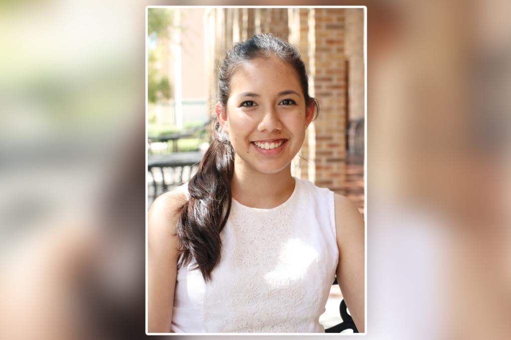 Estefania Luna Estudiante de ciencias biomédicas de tercer año