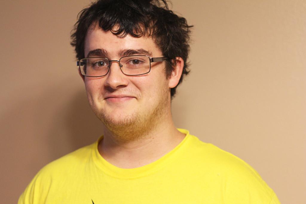 Joshua Harding Computer science junior