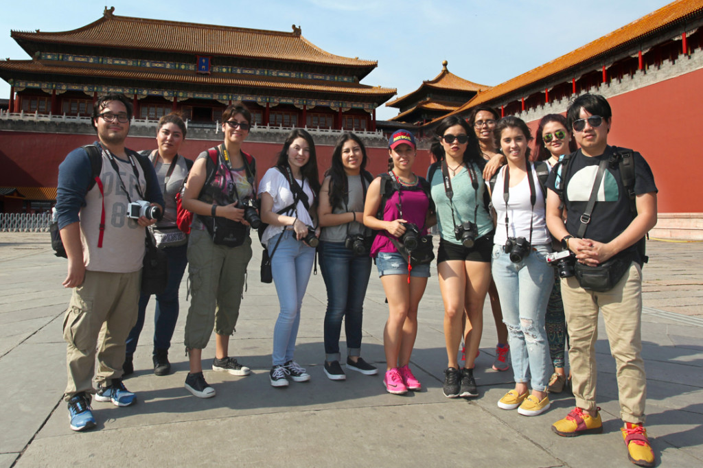 UTRGV students traveled to China during Summer Session I to study Chinese Culture and Civilization./Courtesy photo