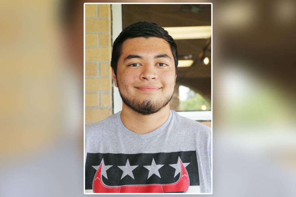 Daniel Rodriguez Computer science freshman