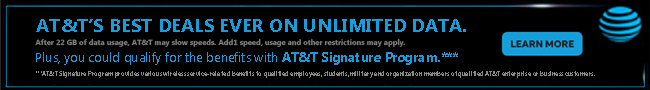 Link to AT&T's best deal on unlimited data plans.