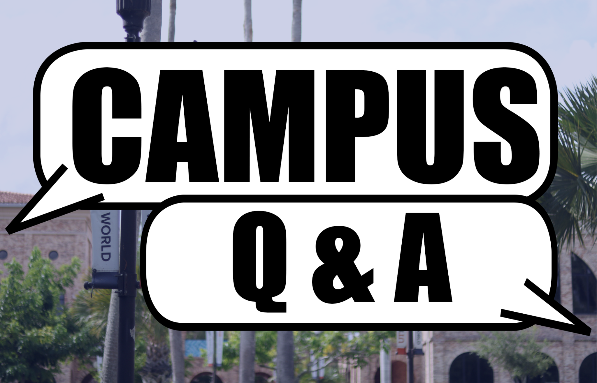 campus Q&A graphic