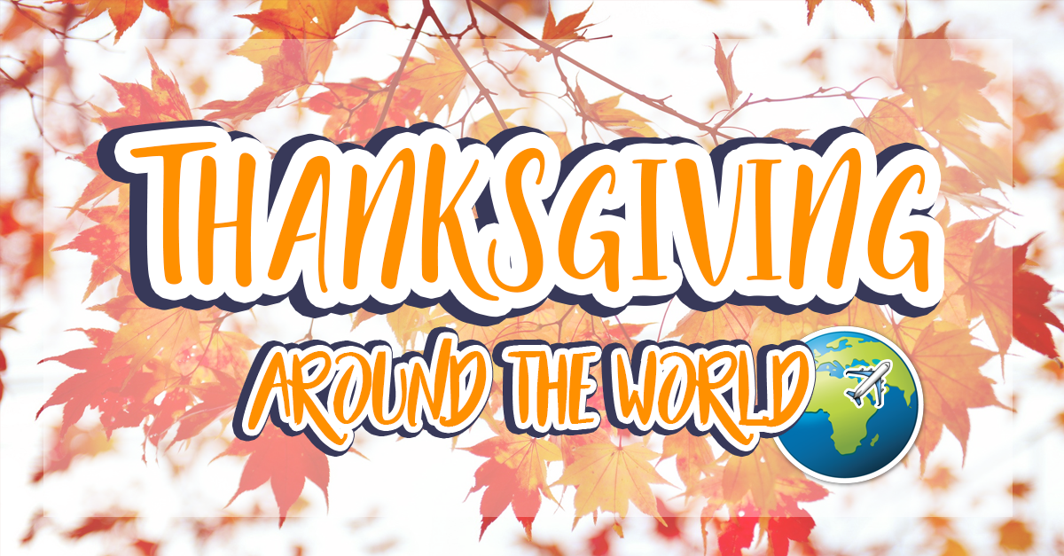 Image result for thanksgiving around the world