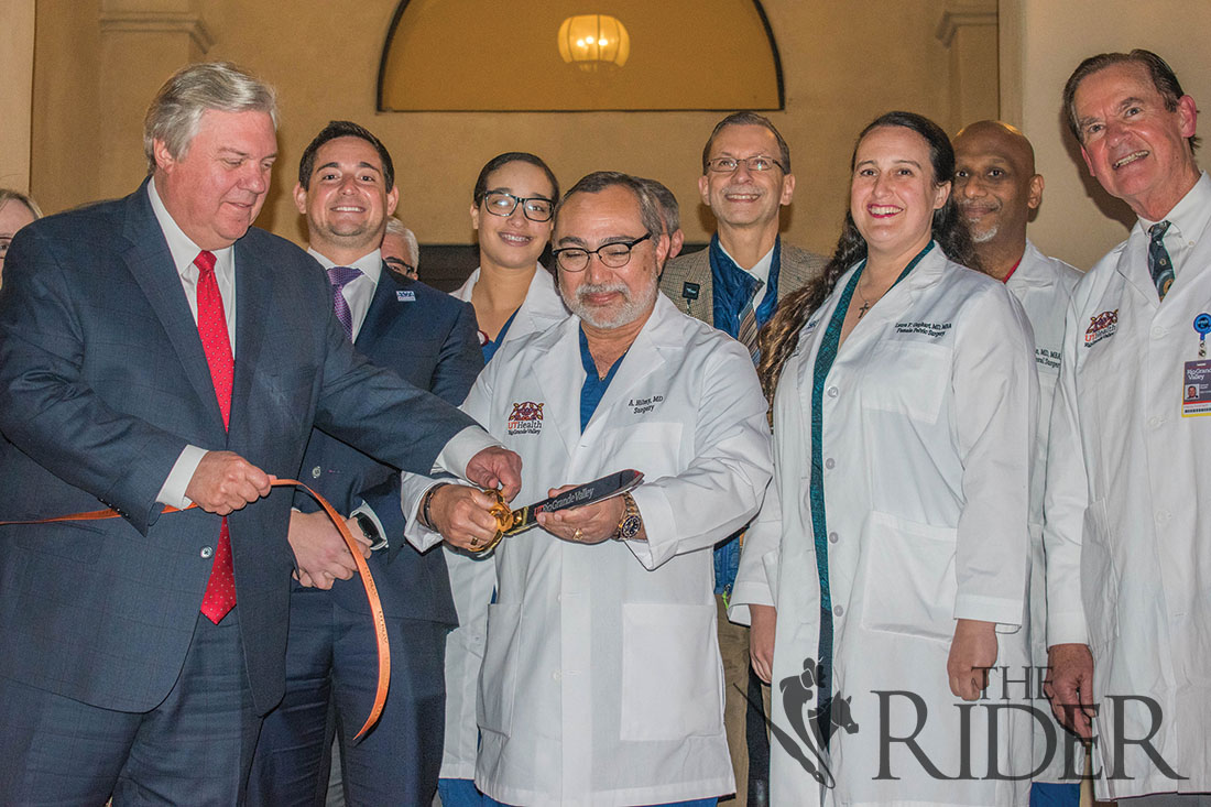 Surgery and women's clinic opens |